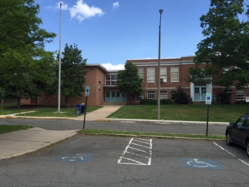 2016 - OUR OLD SCHOOL WHICH IS NOW THE JAMES MADISON COMMUNITY CENTER